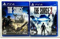 The Surge + The Surge 2 - PS4 - Brand New | Factory Sealed