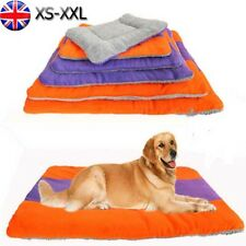Pet Bed Mattress Dog Cat Puppy Cushion Pillow Sleep Mat Blanket Soft Winter Warm