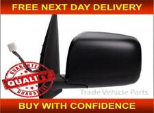 Nissan X-Trail 07-10 N/S Pwr Folding/Electric/Heated Complete Dr Mirror