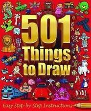501 Things to Draw (Hardback, 2009)