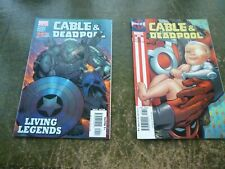 Marvel Comics  -  Cable and Deadpool