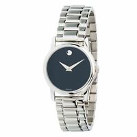 Movado 2100017 Women's Museum Stainless Steel Quartz Watch