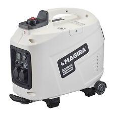 MAGIRA Generator Inverter Stromerzeuger 2600W E-Start Notstromaggregat Benzin