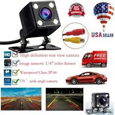 170º Car Rear View Reverse Backup Parking Camera Waterproof Night Vision HD S