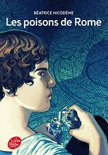 Les poisons de Rome (le livre de poche jeunesse)