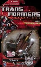 TRANSFORMERS GENERATIONS UNIVERSE CLASSICS DELUXE DECEPTICON THRUST NEW ON CARD
