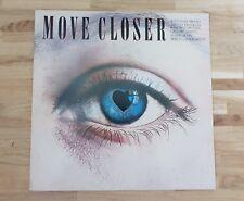 Various – Move Closer - UK - 1987 - CBS - MOOD 1