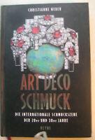 Weber Art Deco Schmuck Schmucklexikon Markenlexikon Internationale Schmuckszene