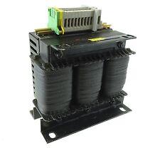 SBA DGS 2408 Transformator Trafo Transformer 192W Prim. 3x380V Sek. 24VDC 8VDC
