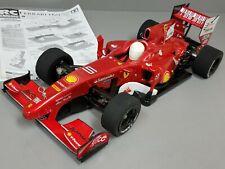Use Tamiya 1/10 Ferrari F60 Radio Control Race Car F104 chassis with Motor F1