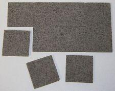 10 Betonplatten Waschbeton grau Maßstab 1/32 Spur 1 Diorama 1/35 Diorama Zubehör
