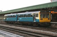 Arriva Trains Wales 142083 Cardiff Central 2006 Welsh Rail Photo