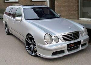 Frontstoßstange Mercedes E Klasse W210 Tuning auch AMG