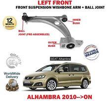 für Seat Alhambra 2010> linke Seite Vorderachse Querlenker Arm + Kugelgelenk