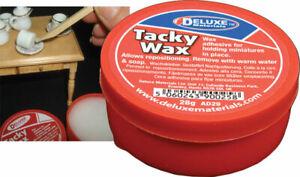 Deluxe Materials Tacky Wax 28g Adhesive AD29