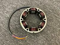 NEW Royal Enfield Bullet Alternator 3 Wire 12v Stator