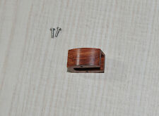 Exclusive Wooden Body for SHURE M75G M75E Cartridge Holzgehäuse COCOBOLO WOOD