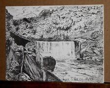 Cumberland Falls by Joyce S Bell Cumberland Falls Corbin Kentucky Notecard card