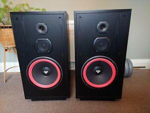 Cerwin Vega VS12s Speakers