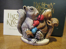 Harmony Kingdom Eyes on the Prize Squrrels Uk Made Box Figurine Fe 250 Rare