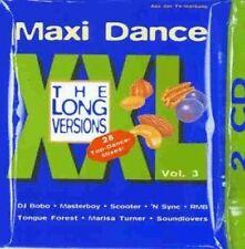 Maxi Dance xxl 3 (1996) sqeezer, DJ Bobo, Masterboy, Culture Beat, BL [double CD]