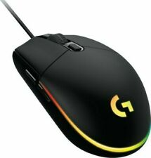 NEW LOGITECH G203 LIGHTSYNC WIRED GAMING MOUSE OEM