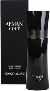 Giorgio Armani Code Men - 125ml Eau De Toilette Spray
