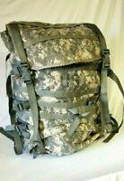 US Army Military Large Main Molle II 2 Rucksack ACU Digital Backpack Field Pack