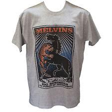 MELVINS T SHIRT- Punk Rock Metal Grunge Soundgarden Tool Lard Men's Women's Top