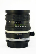 PCS Arsat H 35mm F2.8. Perspecive control lens.Canon EF Fitting. 3 Mth Warranty.