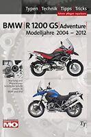 BMW R 1200-GS Reparaturanleitung Reparaturhandbuch Reparaturbuch Handbuch Buch