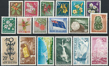 1967 New Zealand 18v. MNH SG no 845/62