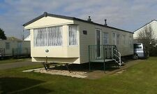 3 bedroomed, 8 berth caravan to hire in Mablethorpe.Mon 23rd Oct Pet friendly