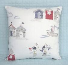 "Cushion Cover/16""x16""/John Lewis BESIDE THE SEA Fabric"