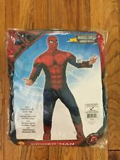 Rubies Marvel Spider-Man Muscle Chest Costume Size Xl 44-46
