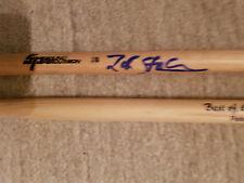 Drumstick Zak Starkey Autogramm signiert Oasis Ringo Starr Beatles The Who