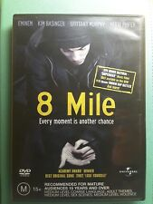 8 Mile (DVD, 2003) Region 4 - Eminem, Brittany Murphy