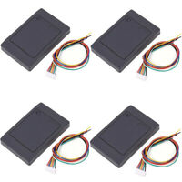 4pcs Dual Frequency RFID Reader Wireless Module 13.56MHz 125KHz ISO14443A EM4100