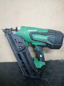 Hitachi Hikoki 90mm 18V Li-Ion Brushless Framing Nailer Nail Gun NR1890DBCL(H5)