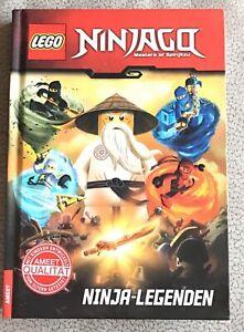 Ninjago - Ninja-Legenden - Kinderbuch für Jugendliche - wie neu