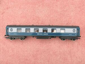 HORNBY R230: 'GOLDEN ARROW' PULLMAN COACH - BLUE GREY - S309S - VERY GOOD COND.