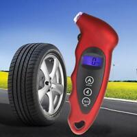 Digital LCD Reifendruckprüfer Auto Auto 150 PSI Meter Tester Reifendruckprüfer