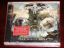 Sonata Arctica: The Ninth Hour CD 2016 Nuclear Blast Records USA NB 3708-2 NEW