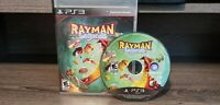 Rayman Legends (Sony PlayStation 3, 2013) PS3 Black Label Fast Shipping