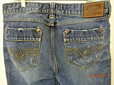 Men Affliction Distressed Jeans Size 36X30.5 Read Full Description See All Photo
