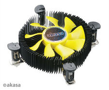 Akasa K25 CPU Cooler for Mini ITX and Micro ATX Chassis AK-CC7118HP01