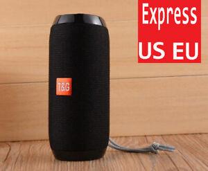Bluetooth Speaker Ultra Bass Waterproof Portable Wireless Outdoor TF/MP3/AUX TOP
