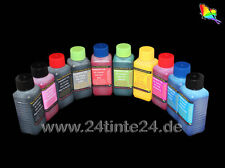 10x 100 ml Tinte Ink Canon Pro 9500 Mark II PGI 9 2 PGI-9 PBk M PC PM G R GY MBK
