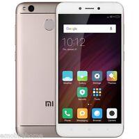 """Xiaomi Redmi 4X 4G Smartphone 5.0"""" MIUI8 Snapdragon435 Octa Core 2G+16G Débloqué"""