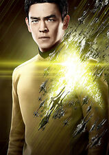 Star Trek BEYOND Poster Sulu Star John Cho 2016 FREE P+P CHOOSE YOUR SIZE